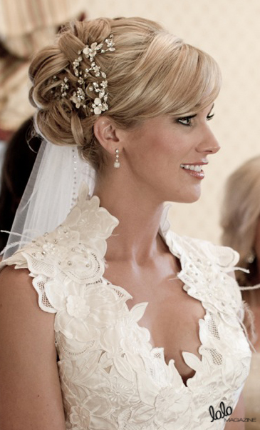 First Official Photos of Candice Crawford in her Custom St. Pucchi ...