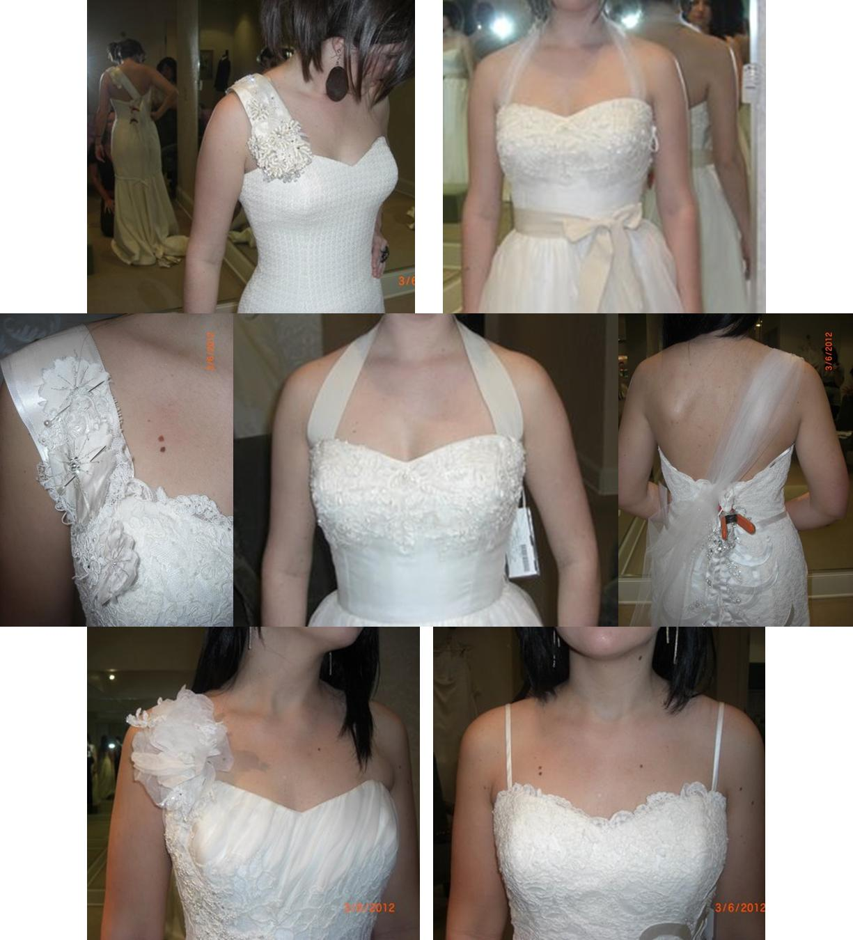 Trend alert bridal gown straps and sleeves stardust celebrations a little tip connecting the strap close to the arm pit covers a part of the body many girls dont like junglespirit Gallery