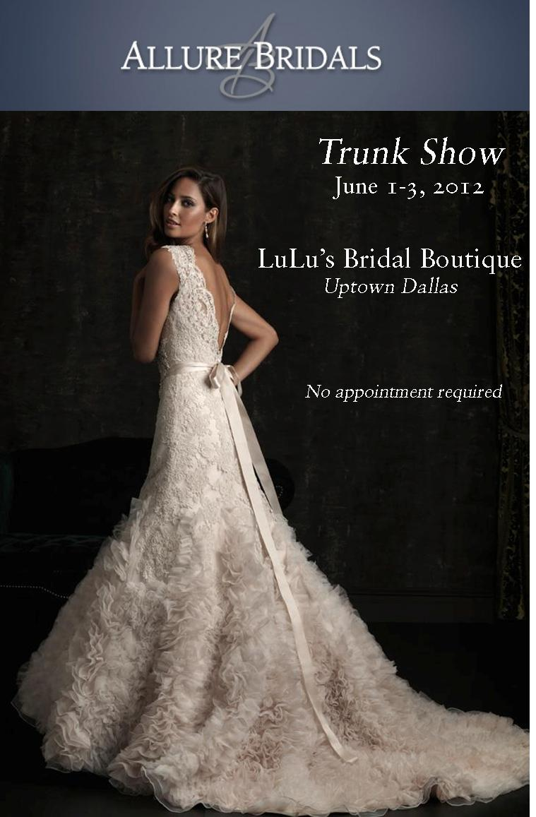 This Weekend: St. Pucchi Sample Sale and Allure Trunk Show ...