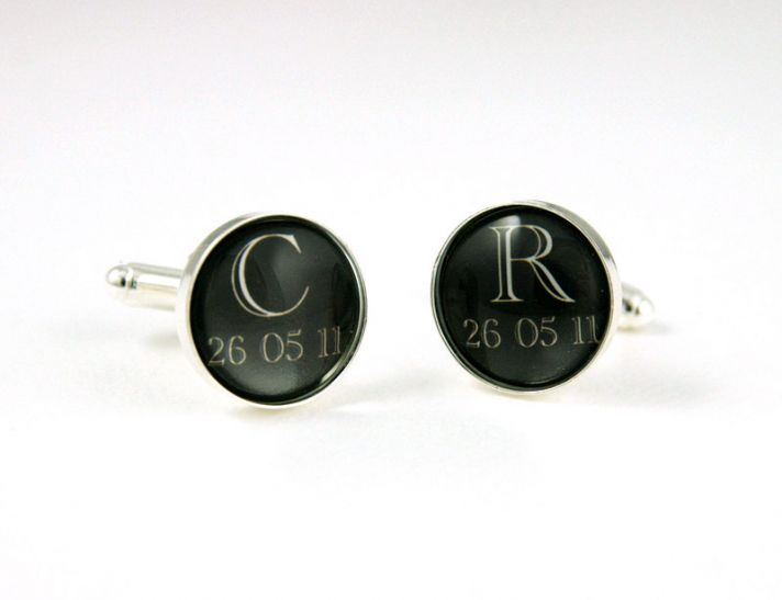 Special Groom S Gift Wedding Day Cufflinks