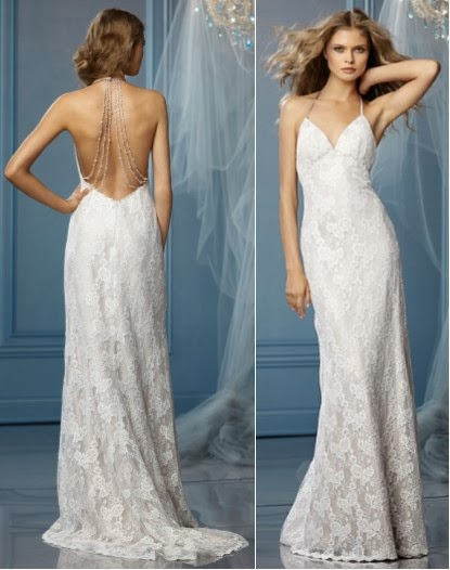 Ask the Sylist: the Low-Back Wedding Gown | StarDust Celebrations
