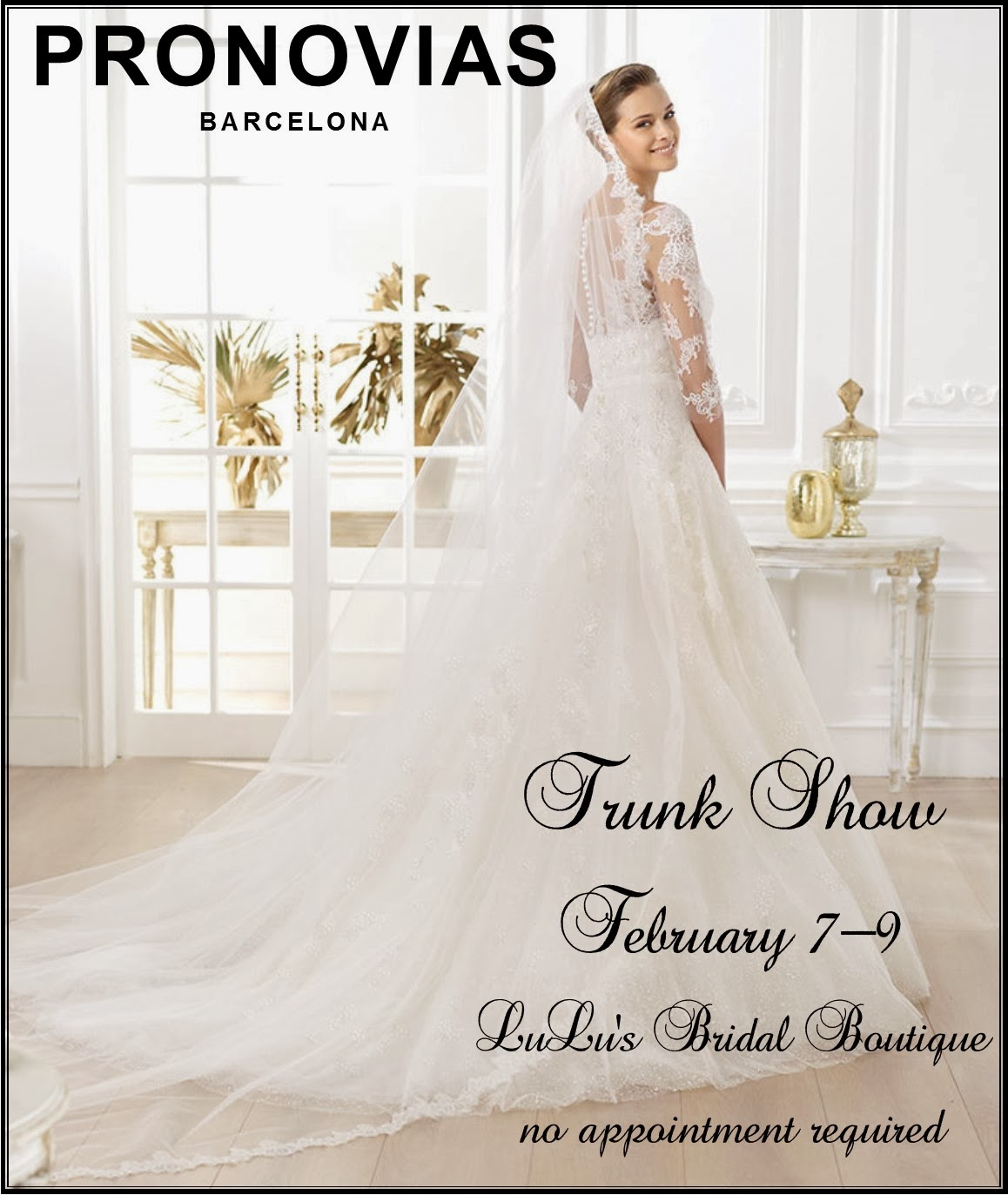 Preview the Latest Gorgeous Gowns from Alvina Valenta and Pronovias ...