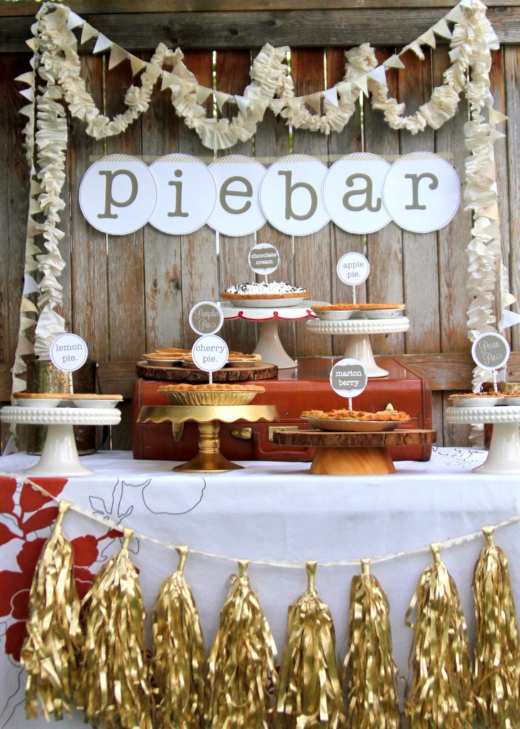 Pi Day Inspiration Pie At Your Wedding Stardust Celebrations