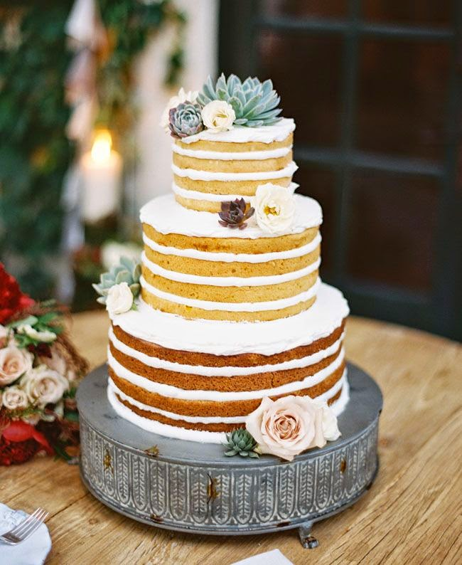 Trend Alert: Naked Cakes | StarDust Celebrations