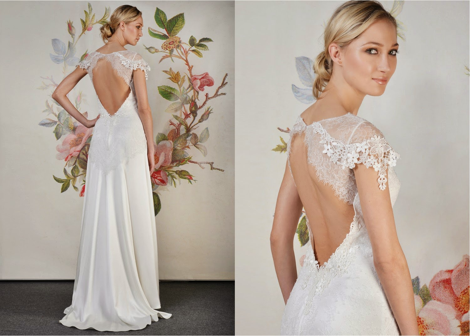 Wedding Gowns with Fabulous Backs! | StarDust Celebrations