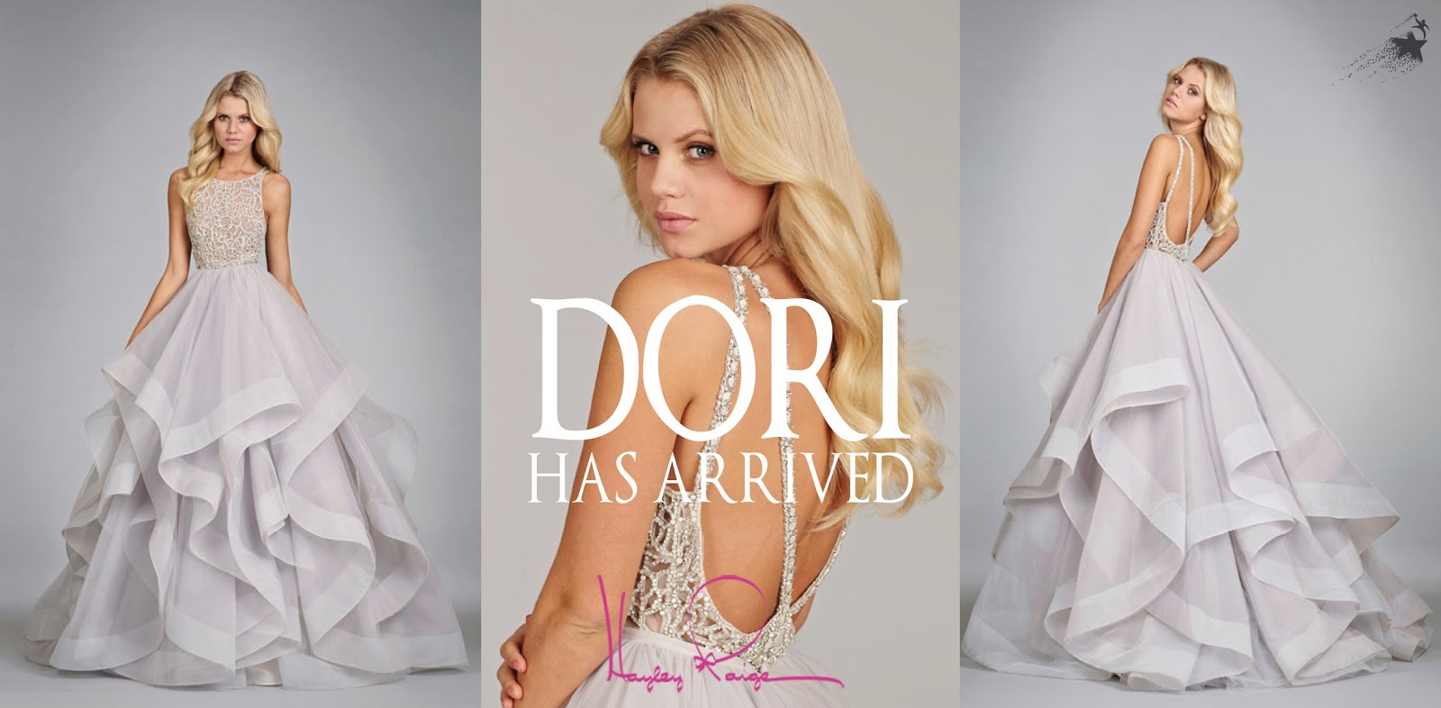 Hayley Paige\'s Sought-After Gown Dori Has Arrived at StarDust ...
