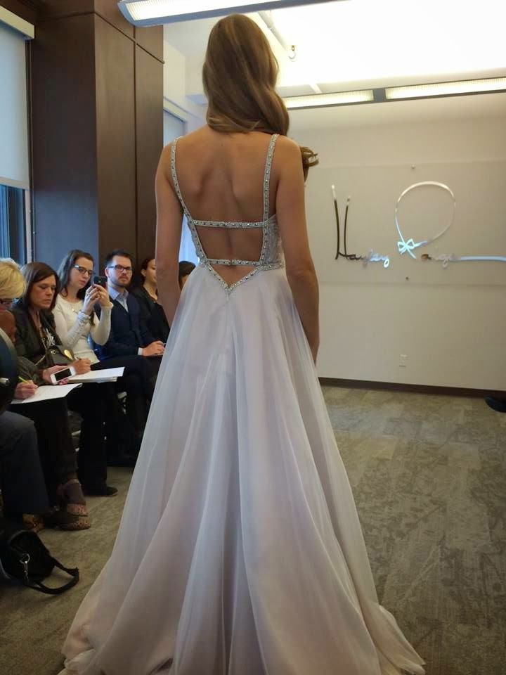 More Awe-Inspiring Gowns From Bridal Market Fall 2014 | StarDust ...