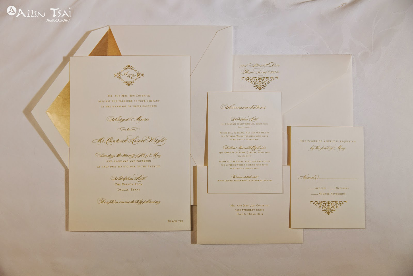 Branding Your Wedding with Logos, Monograms and Initials | StarDust ...