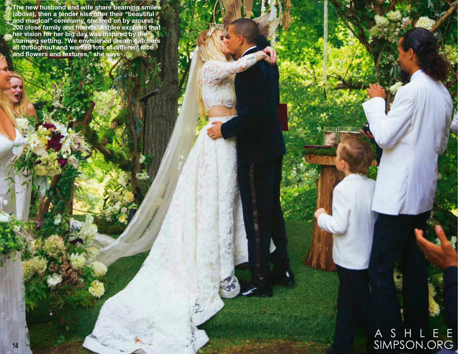 Ashlee simpson wedding dress image collections wedding dress decoration and refrence
