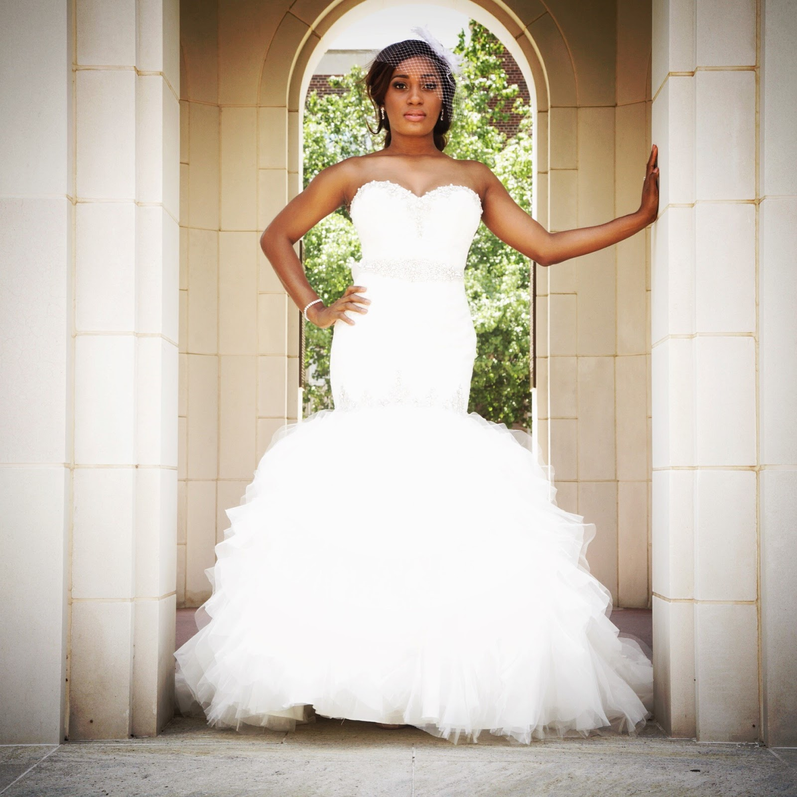 Real Wedding: LuLu\'s Bride is Stunning in Mori Lee | StarDust ...