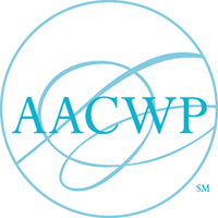AACWP logo - Favorite Bridal Salon from 2007-2017