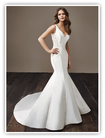 Badgely Mischa Bridal Gowns