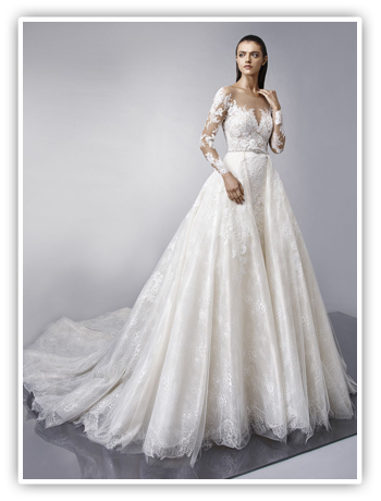 Enzoani Bridal Gown