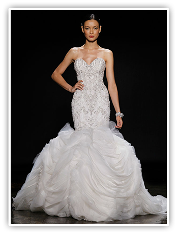 Bridal Gowns by Lazaro - Dallas, Tx