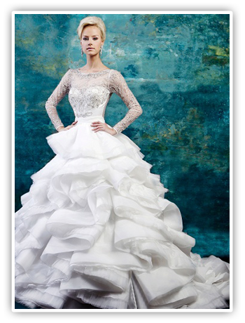 Yasa Makino Wedding Dresses , Dallas Tx
