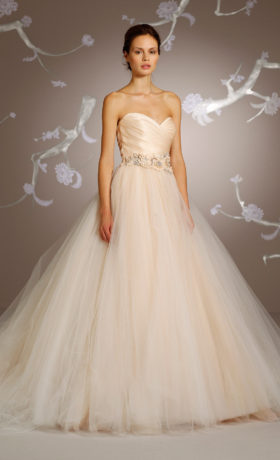 LZ3108 Bridal Gown by Lazaro Front