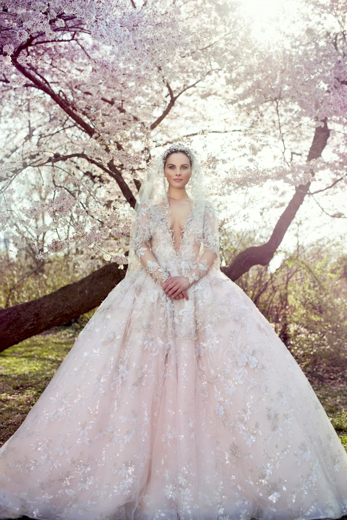 Ysa makino trunk show stardust for Ysa makino wedding dress