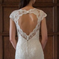 AJANITA Bridal Gown by Augusta Jones Back