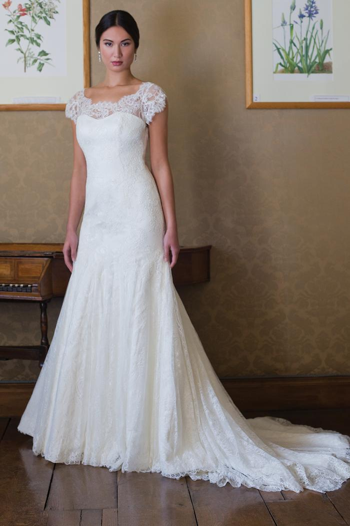 AJMEGANBridal Gown by Augusta Jones Front