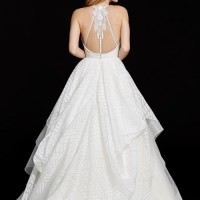 HPBAHATIBridal Gown by Hayley Paige Back