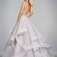 HPDORIBridal Gown by Hayley Paige Back