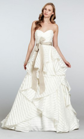 HPGUINDON Bridal Gown by Hayley Paige Front