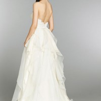 HPKIRABridal Gown by Hayley Paige Back