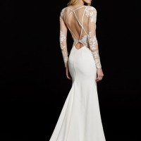 HPMONABridal Gown by Hayley Paige Back