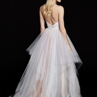 HPNICOLETTA Bridal Gown by Hayley Paige Back