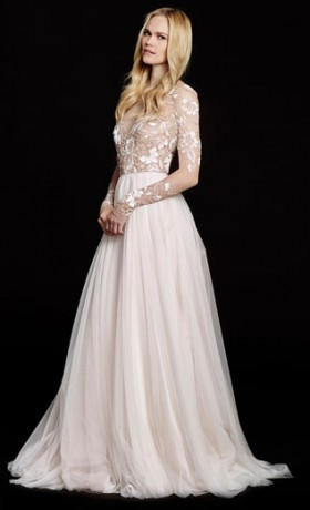 HPREMMINGTON Bridal Gown by Hayley Paige Front