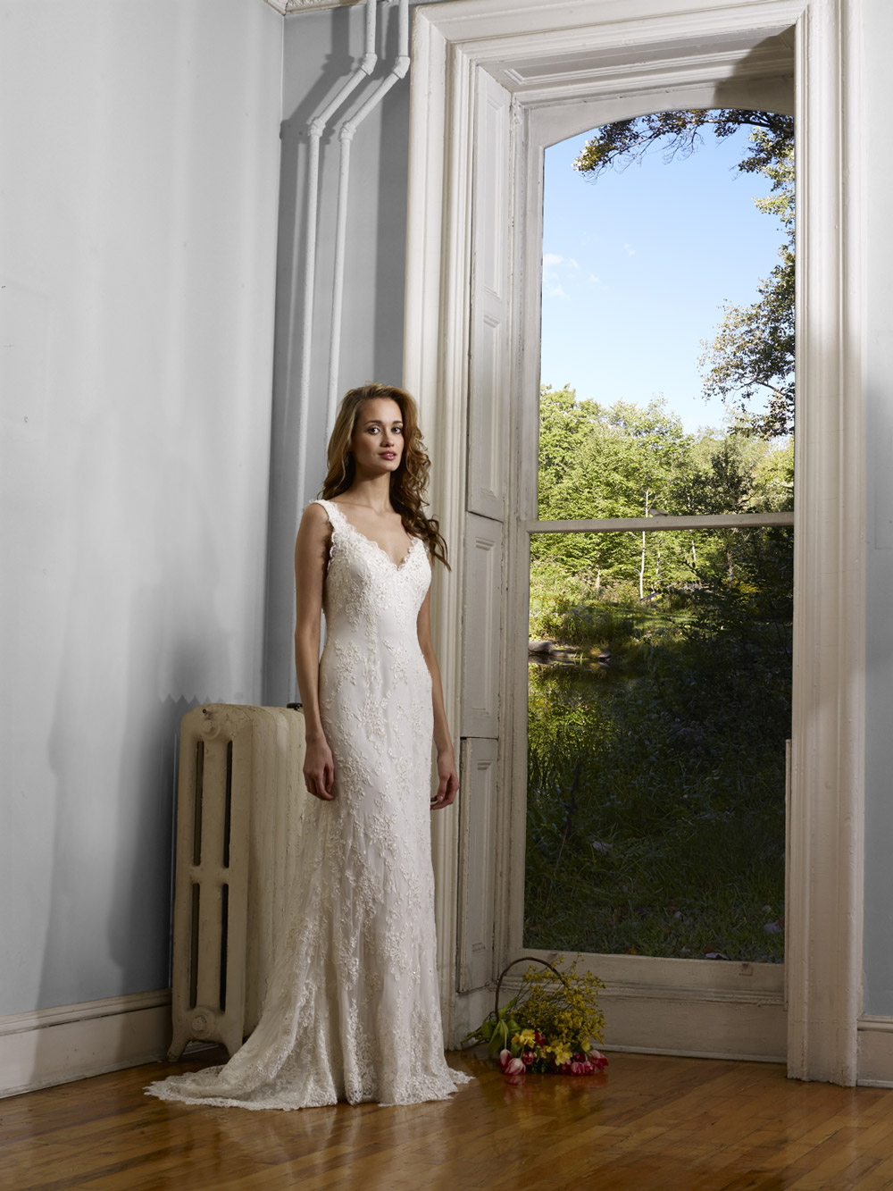 RBJulia Bridal Gown by Robert Bullock Front