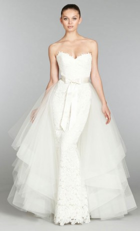LZ3357 Wedding Dress by Augusta Jones Front