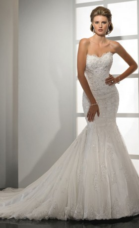 SMTRACEY Bridal Gown by Sottero & Midgley Front