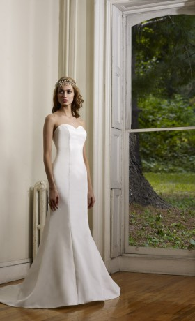 RBSarahBridal Gown by Robert Bullock Front