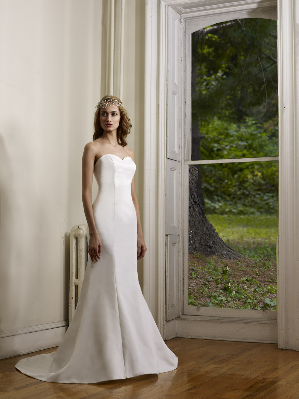 RBSarah Bridal Gown by Robert Bullock Front