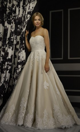 RBTansyBridal Gown by Robert Bullock Front