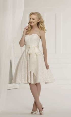 RBWhitneyBridal Gown by Robert Bullock Front