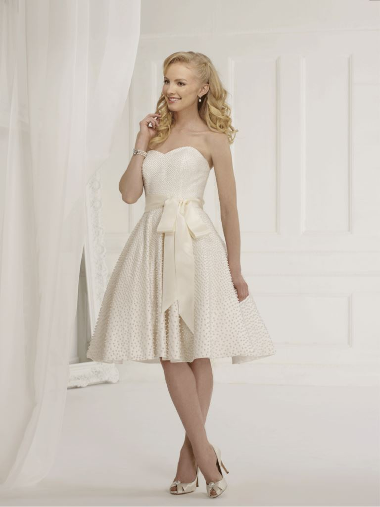 RBWhitney Bridal Gown by Robert Bullock Front