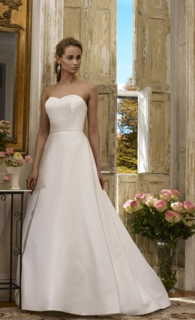 RBBloom Bridal Gown by Robert Bullock Front
