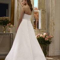 RBBloom Bridal Gown by Robert Bullock Back