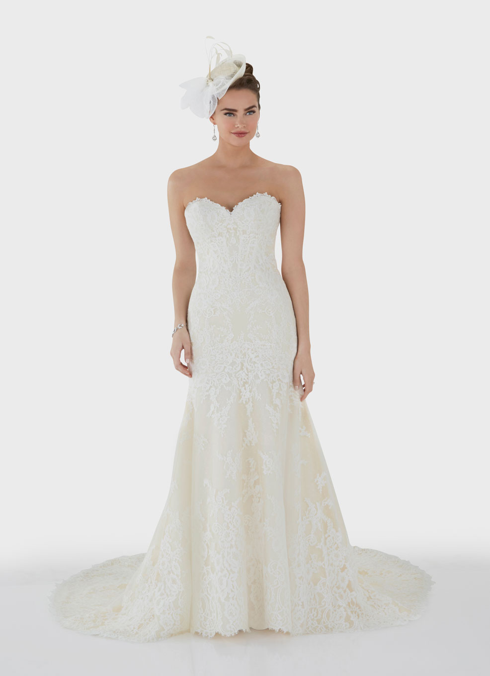 MCCOSETTE Bridal Gown by Matthew Christopher Front
