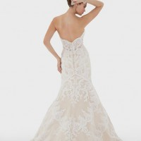 MCEMMABridal Gown by Matthew Christopher Back