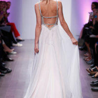 HPROXANNEBridal Gown by Hayley Paige Back