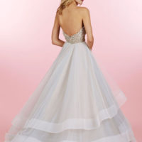 HPJOSIEBridal Gown by Hayley Paige Back