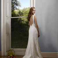 RBJulia Bridal Gown by Robert Bullock Back