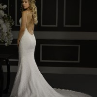 RBMarie Bridal Gown by Robert Bullock Back