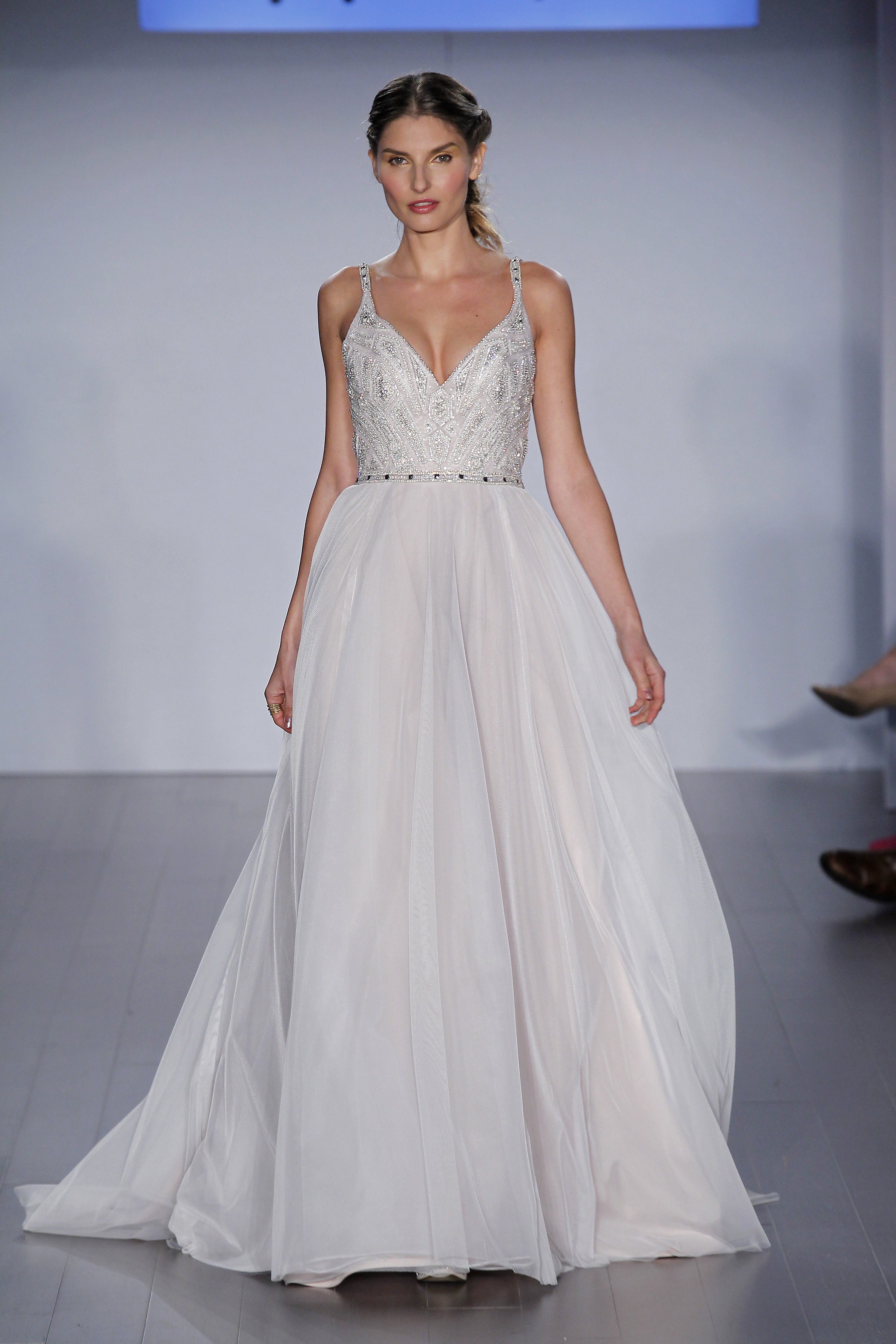 HPROXANNEBridal Gown by Hayley Paige Front