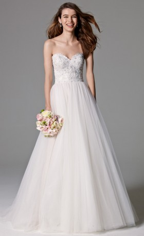 WWSheridan Bridal Gown by Watters Front
