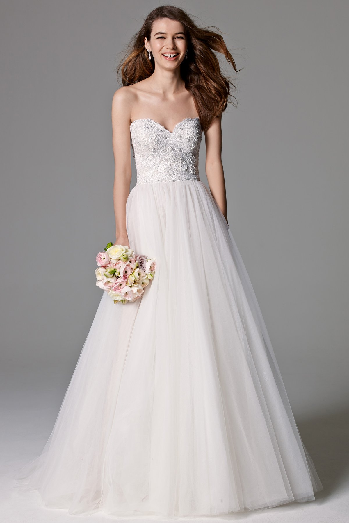 WWSheridanBridal Gown by Watters Front