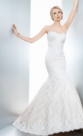 MCSOPHIA Bridal Gown by Matthew Christopher Front